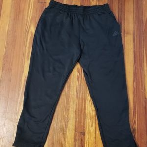 Adidas Black Mens Extra Large Sweatpants in excell